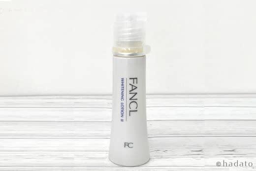 ホワイトニング 化粧液II しっとりのパッケージ