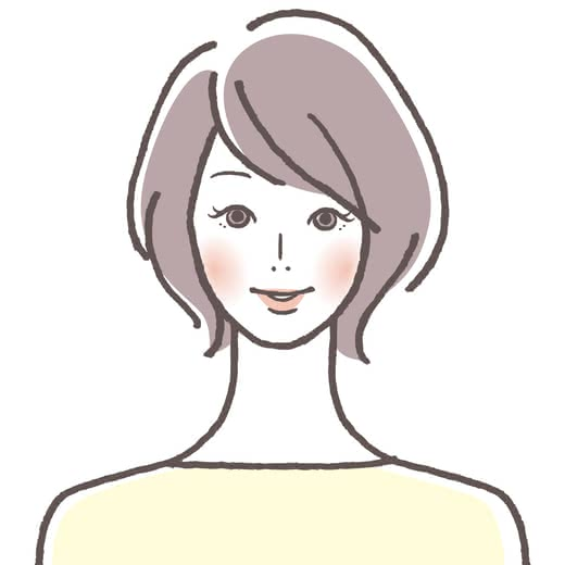 女性のアイコン