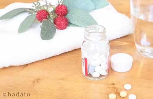 美白サプリやビタミンC配合の食品
