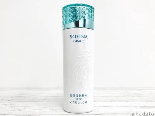 ソフィーナグレイス 高保湿化粧水<美白>のパッケージ