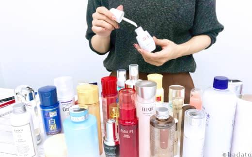 20代向け化粧品を編集部がタッチアップ