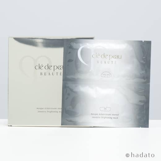 クレドポーボーテ マスクエクレルシサン のパッケージ